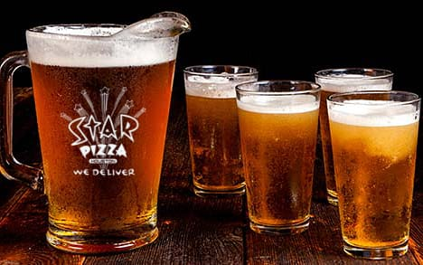 All PITCHERS now $10.00!! #dineinonly #whatadeal #Shiner @8thWonderBrew @SaintArnold