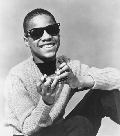 Stevie Wonder was born in Saginaw, Michigan, 70 years ago today: