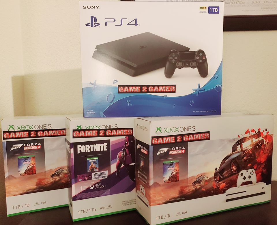 With many of us on Safer-at-home lets #Giveaway a #PS4 Console!! to enter, RETWEET & FOLLOW @Game_2_Gamer Ends June 30th! #win #Playstation4 #Console @PlayStation #Gaming #Contest #AloneTogether #FridayVibes #PlayStation #coronavirus