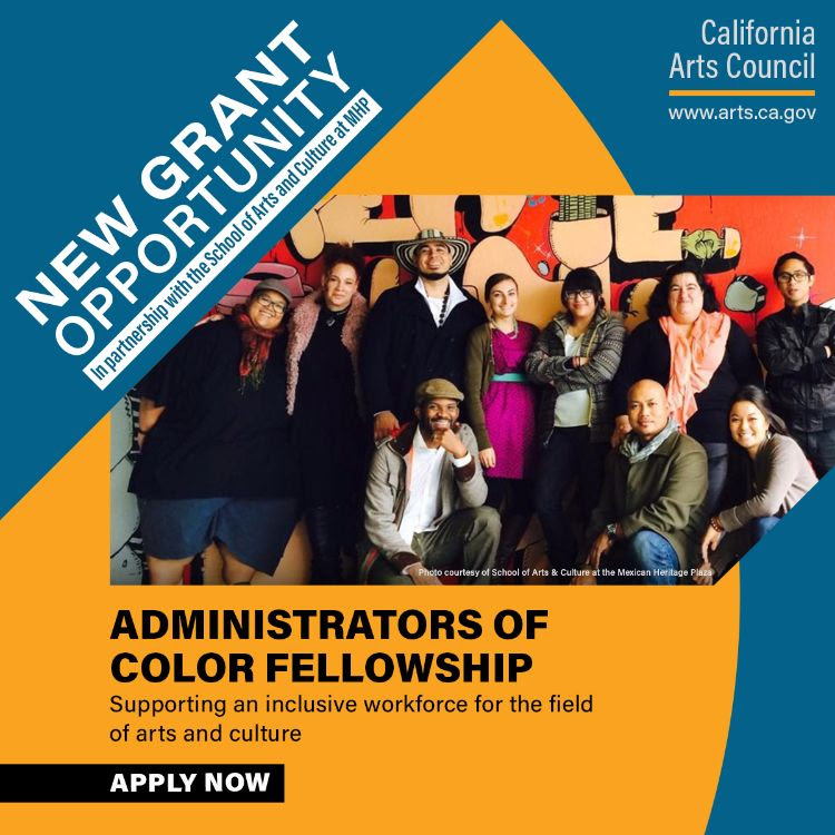 This is important: Administrators of Color Fellowship! All the info in #myblog http://www.fromanother0.com/2020/05/important-announcement-california-arts.html… @CalArtsCouncil #BIPOC #Fromanother0 #California #CaliforniaArts #POCpic.twitter.com/Zv5BJP6Oip