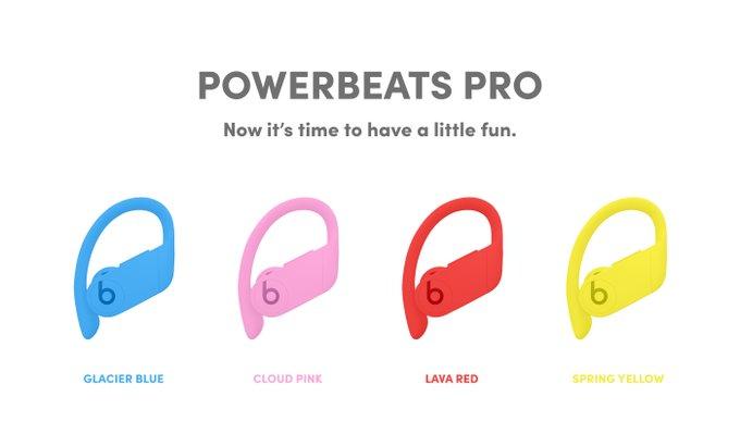 powerbeats pro 2020