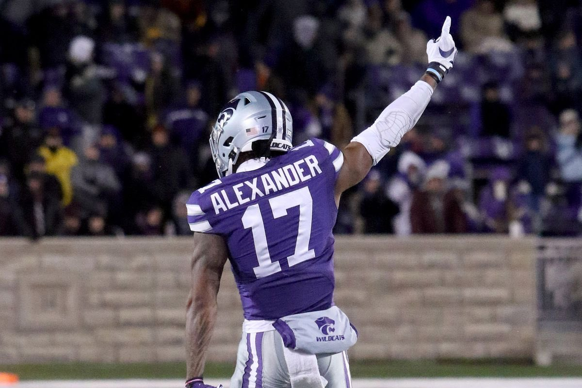 Blessed to receive an offer from Kansas State University #EMAW💜