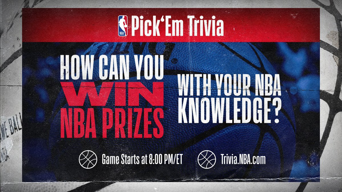 Who won NBA Coach of the Year in 2016? 🤔  Answer 10 questions on NBA Pick 'Em: Trivia live at 8pm/et tonight for a chance to win prizes!  https://t.co/PnWKl0LS2e https://t.co/Nry1Z9JU7b