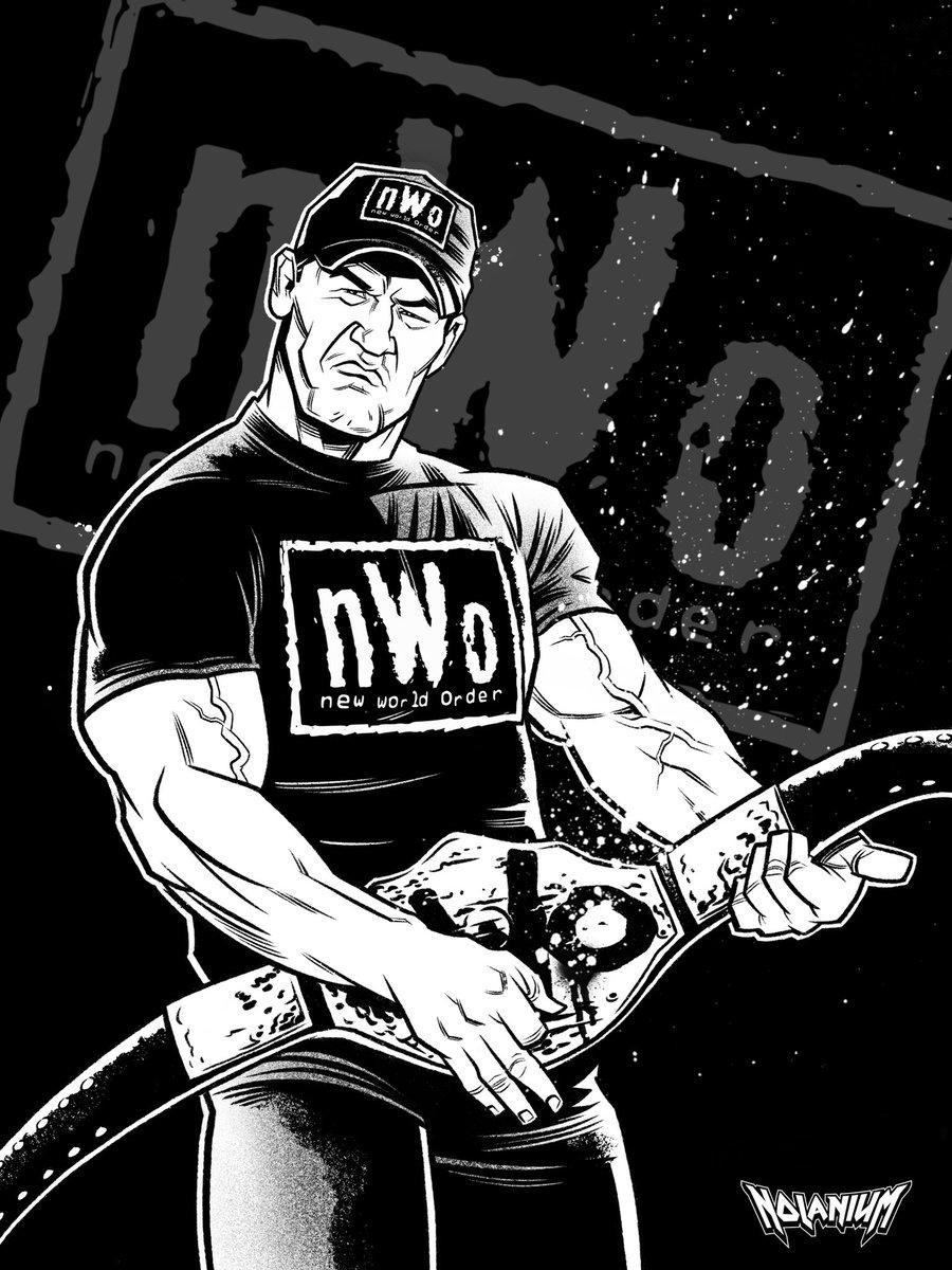 RT @Nolanium: 4-Life! @JohnCena #JohnCena #FireFlyFunHouse #Wrestlemania36 #WWE #NWO #NWO4life https://t.co/Keq06jNZrj