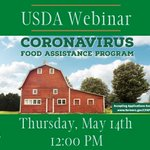Image for the Tweet beginning: USDA, AMS and FSA will