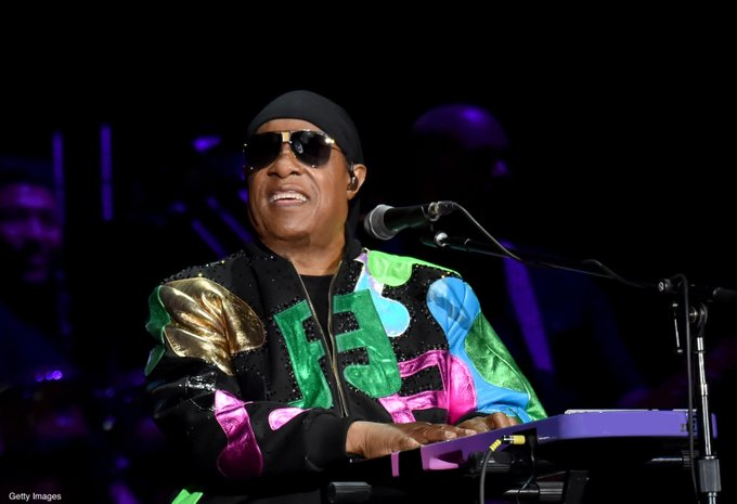 HAPPY BIRTHDAY: Music icon Stevie Wonder turns 70 today.