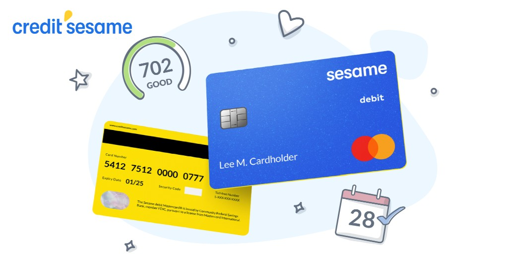We combined our credit expertise with @Mastercard's trusted debit card to create #SesameCash, the first no-fee digital bank account to help consumers manage and grow their #cash and #credit. Learn more and sign up today: sesamecash.com #digitalbanking