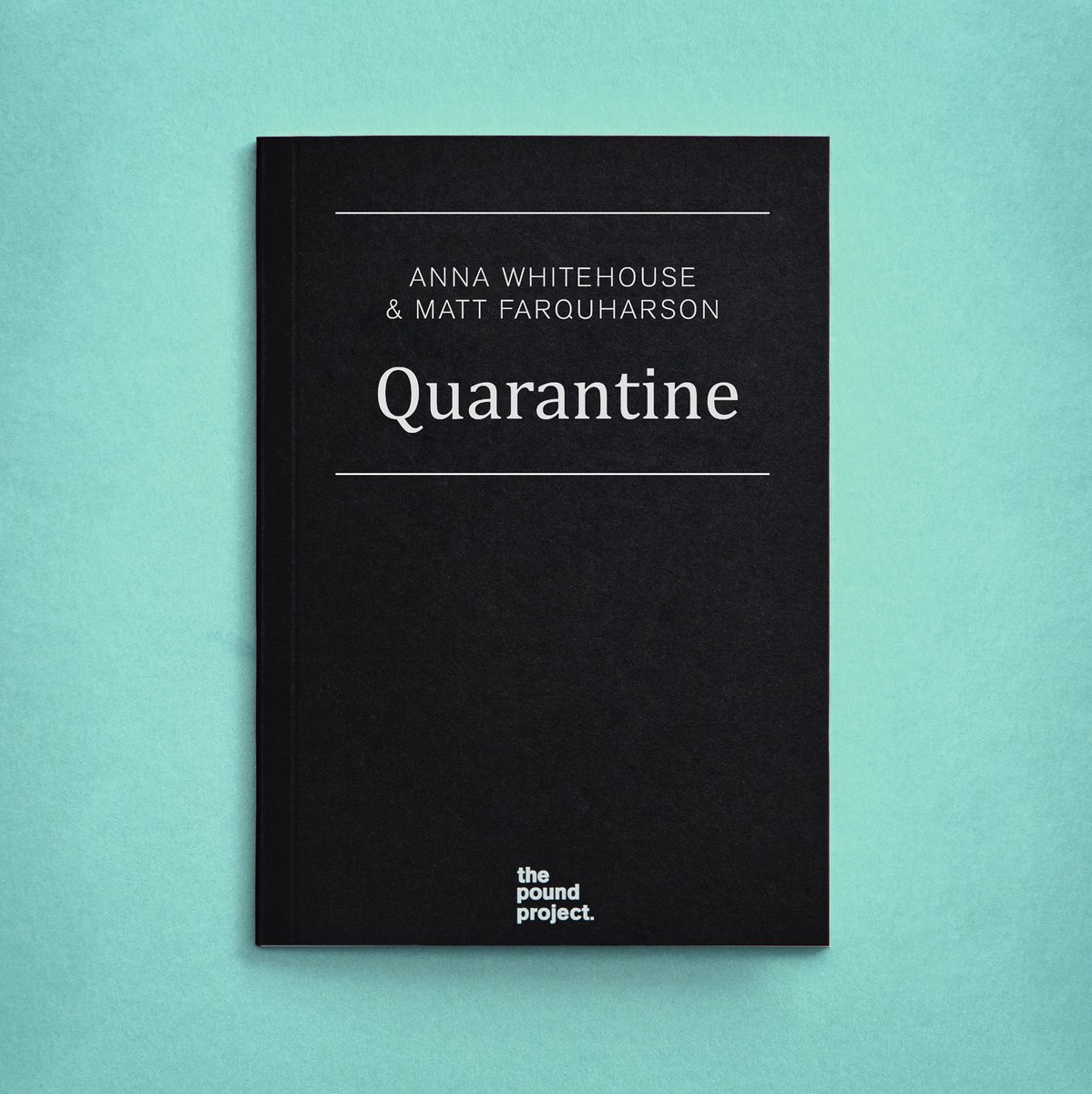 It's here. Our first piece of fiction. It's called 'Quarantine' and it's a darkly comedic story about living and breaking together in lockdown. It's £1 through @_pound_project and limited edition copies are available here: https://t.co/uLwktOPu9D https://t.co/jfJA58p3ZJ
