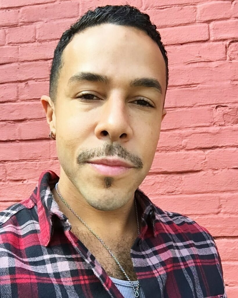 #waybackwednesday: who dis? #Fall2019 * * * * #preRona #mustache #october #lumberjack #papi #zaddy #imissmybarber #boricua #puertorico #wednesdayvibes #humpday