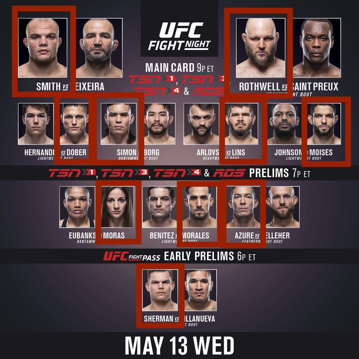 Fights on a Wednesday?!?  HELL YES - LET'S DO THIS!!!!! 👌👊  #UFCJAX https://t.co/a6kzBo7xSd