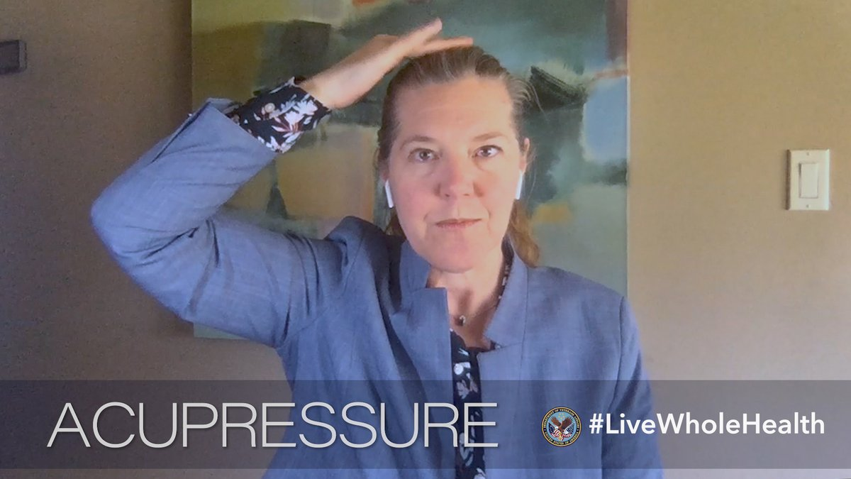 #LiveWholeHealth: Self-care blog episode #19 – Acupressure bit.ly/2Z1VsiI
