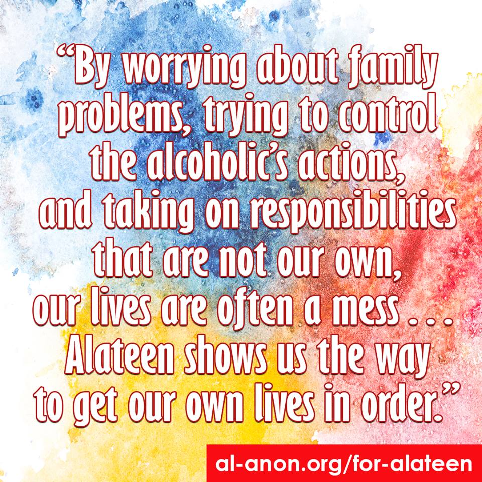 "#Alateen #info http://goo.gl/ysPKRQ   Quote on image: ""Alateen – Hope for Children of Alcoholics""  #AlAnon #FamilyDisease #FamilyRecovery #COA #alcoholism #addiction #teensupport #AA #iamnotalone #ODAT #incontrolofmepic.twitter.com/9swU505YXw"