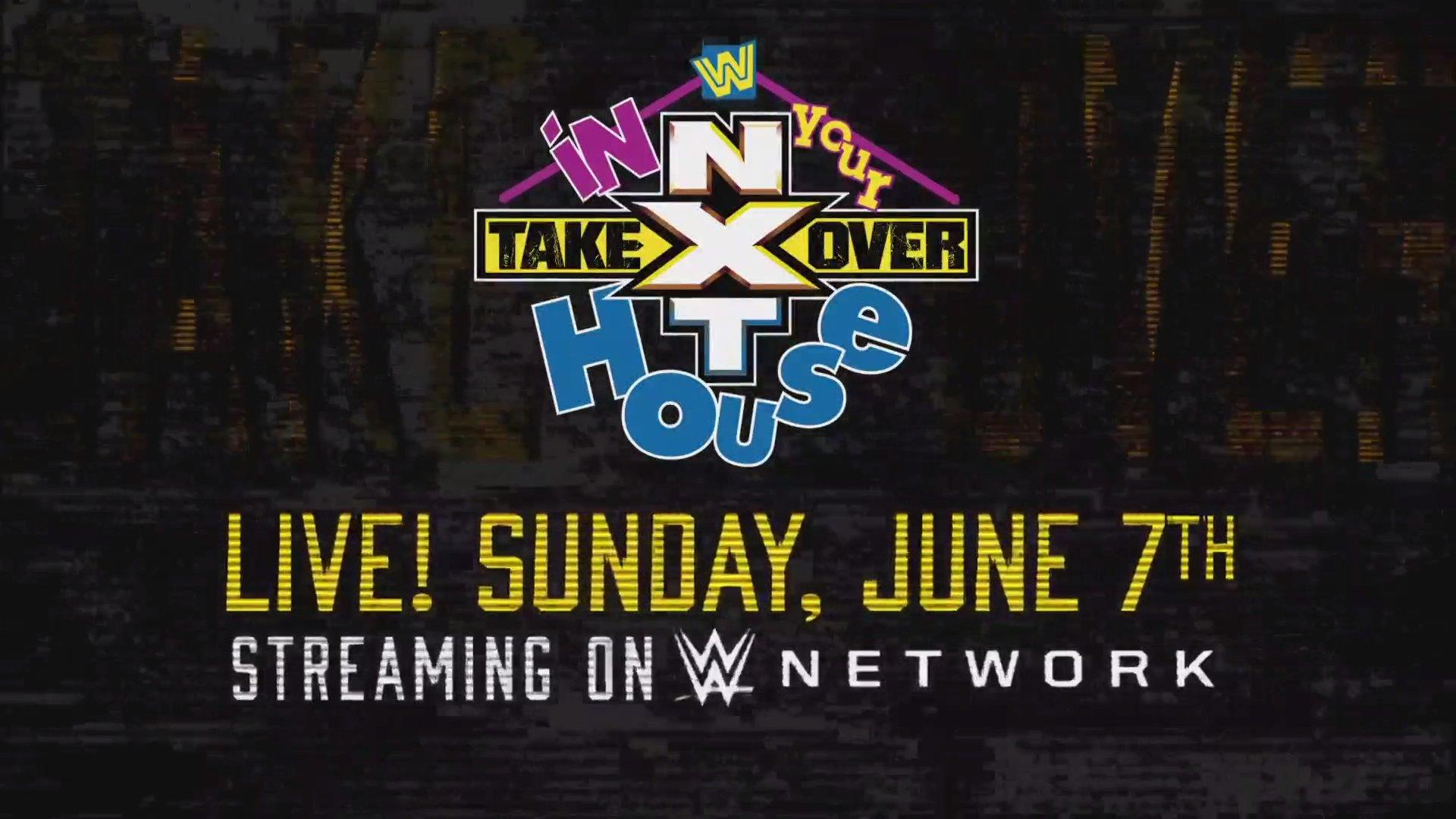 Novo combate anunciado para o NXT TakeOver: In Your House