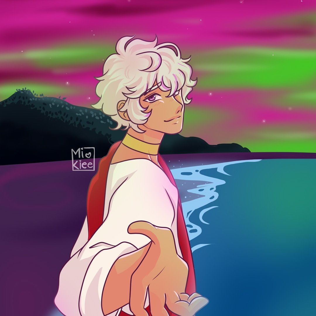 """""""You are the lighthouse calling me home."""" . . . #thearcanagame #thearcana #thearcanafanart #thearcanaasra #asrafanart #fanart #mikieeartpic.twitter.com/zy7lv6W4T4"""