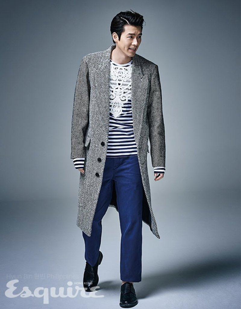 Hyun Bin Esquire Interview