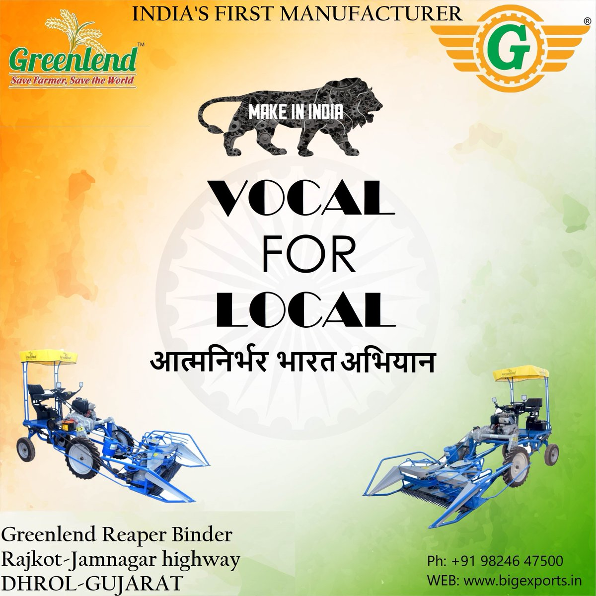 For an Independent India, we need to support our local businesses. We are proud to be a Make in India brand and contributing to PM's vocal for local campaign. #VocalForLocal #PMModi #IndianPrimeMinister #Modi #LocalBusinesses #MakeInIndia #MadeInIndia #Growth #Indian #Indiapic.twitter.com/pZfjmMNMsW