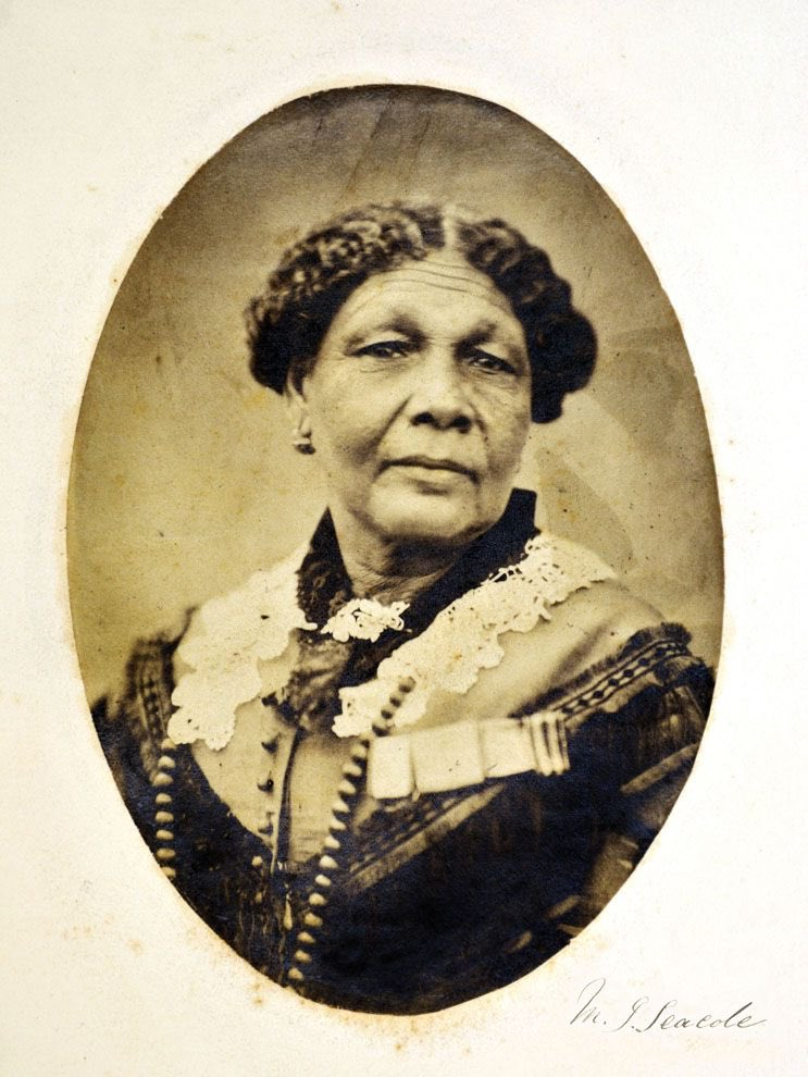 #OTD Mary #Seacole died on the 14th May 1881. She is buried in St Mary's Roman Catholic Cemetery in Kensal Green, London.