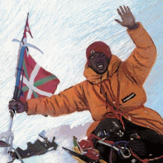 1980an Everest gailurra egin zuen #EuskalEspedizioa omentzeko asteburu honetan Euskal Herriko mendietara joango gara #guerebai #Ikurriñamendian ikusiko dugu, berriz ere. https://t.co/bMmaalFMAx