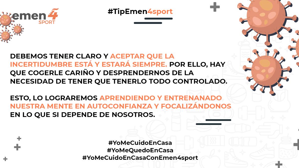 #TIPEMEN4SPORT  https://t.co/MuMpjjv9Lr ¡CONSEGUIMOS TU MEJOR VERSIÓN! #emen4sport #deporte #rendimiento https://t.co/WXMrkPZrmc