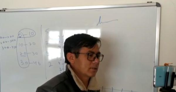 Kifayat Hussain, a Maths teacher from Leh tested positive for Covid19, despite this he has been taking online classes for his students from the isolation centre. Such spirit is an inspiration. https://t.co/HOdNwlOpSQ