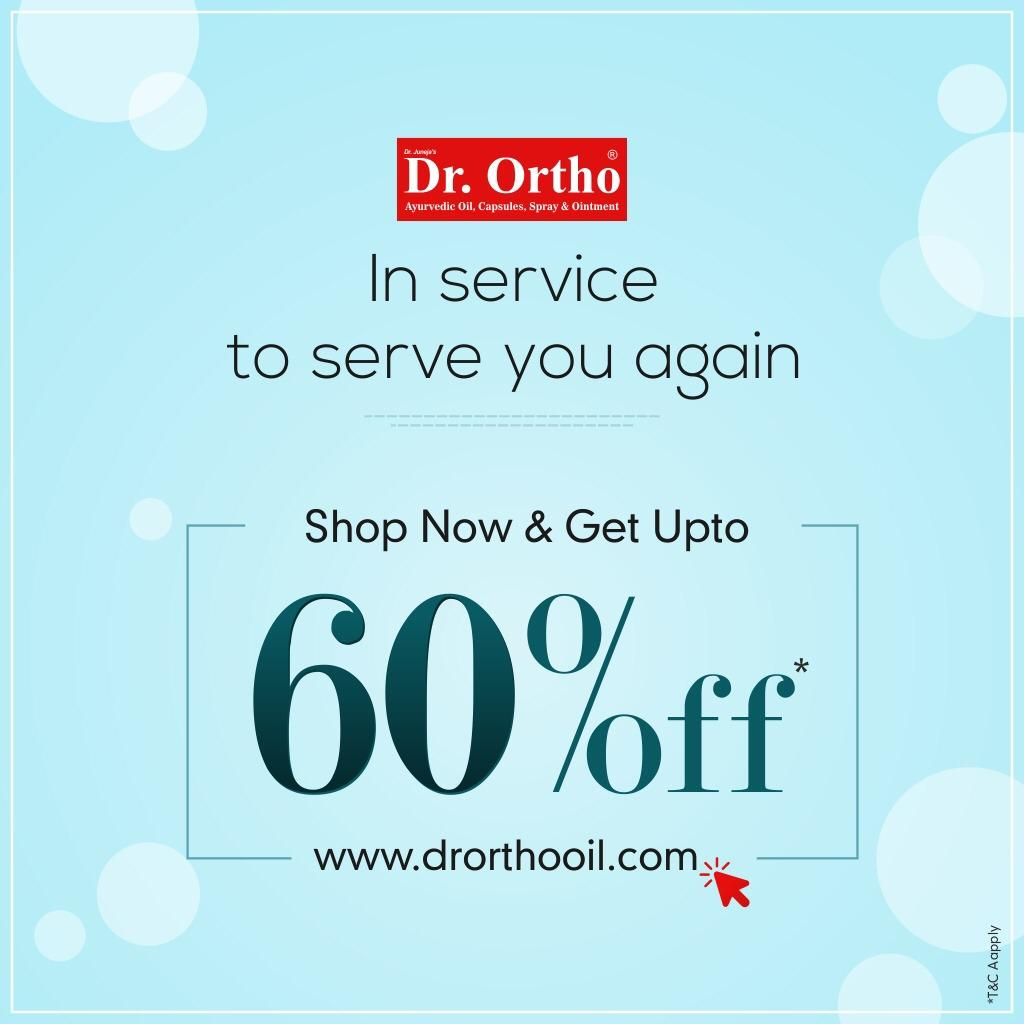 👉 We are now available to serve you with the best offers. Thank you for your patience. 🙏  ➡️ Shop now: https://t.co/yXVTlwxBfX . . #drortho #vocalforlocal #swadeshi #ayurvedicproducts #painrelief #jointpain #relieffrompains https://t.co/XRqQi6FsOZ