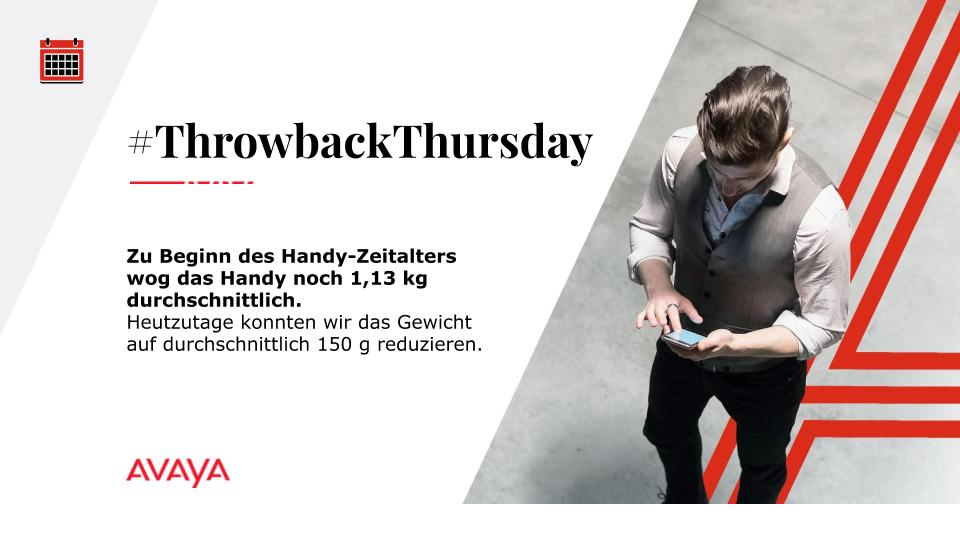 #ThrowBackThursday