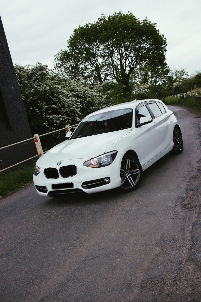 My baby boo 🥰 @BMW #bmw1series https://t.co/jquu4lTUox