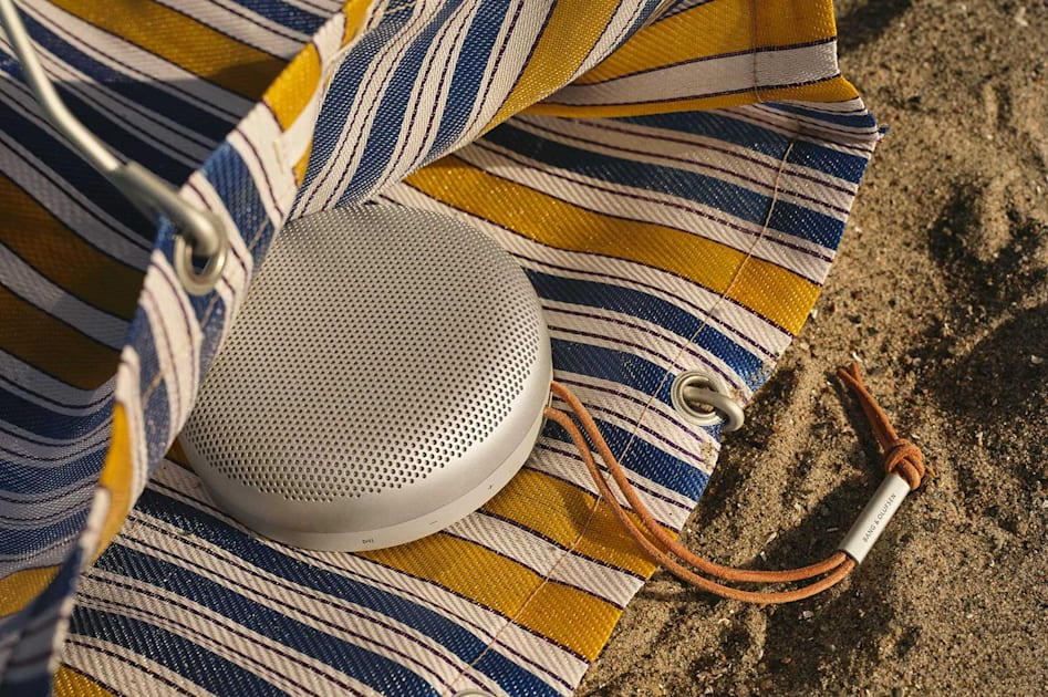 Bang & Olufsen adds Alexa to its Beosound A1 Bluetooth speaker
