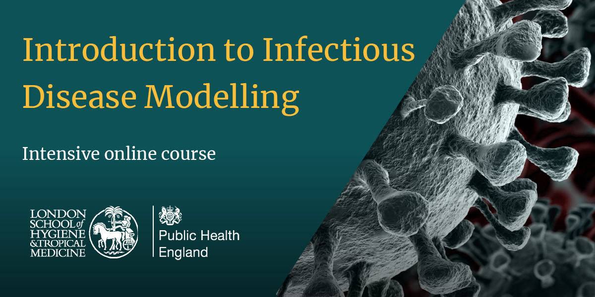 Places are still available for the Introduction to Infectious Disease Modelling short course! More details and the link to apply below 👇 https://t.co/ua4J0vxg7L