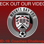 'NEW' STAFF CHALLENGES VIDEO now available on the MBFDC website ⚽️👏 We hope our 2nd video of challenges continue to keep the players busy in these strange times! For more info & to enter the prize draw click the link https://t.co/n2LtCAQ1Oh  @cornwallfa #cornishfootball