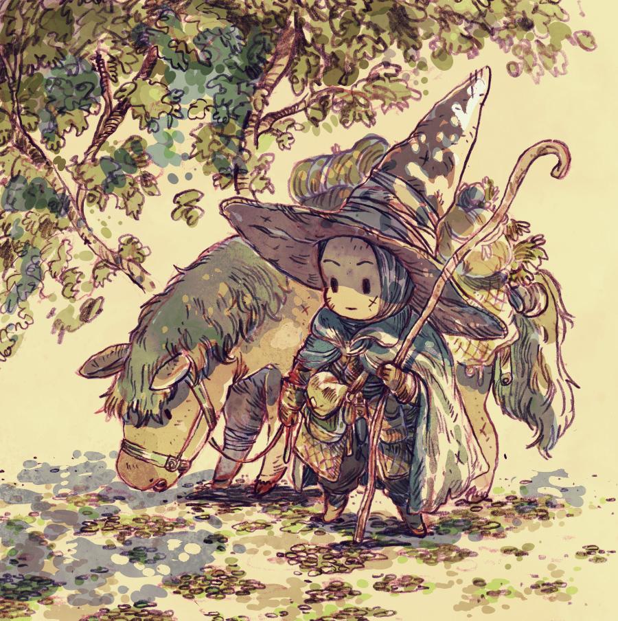 Wandering Sorcerer https://t.co/S3y9dwp12y
