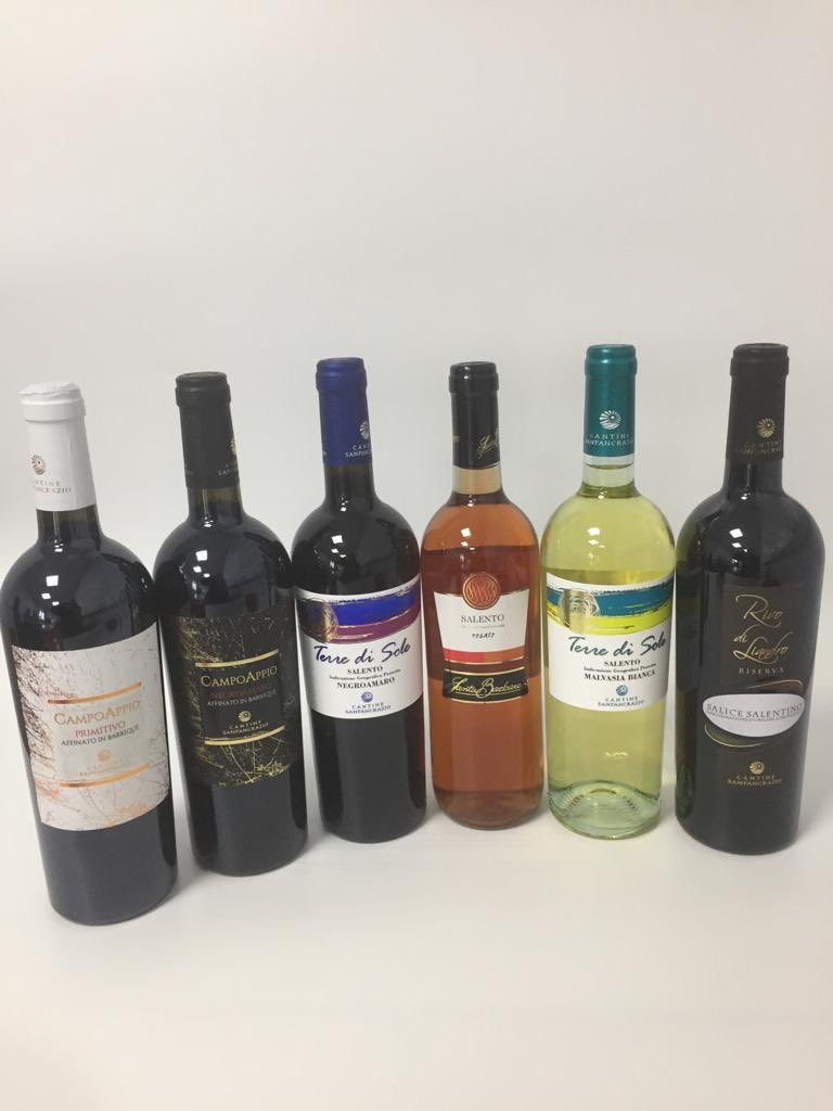 Coming to our site on Tuesday! Wine, beers and spirits! Award winning wines, 2 great taste winning limoncello and much more. http://www.tenutamarmorelleonline.com  #ispygreattaste #atasteofitaly #wine #limoncello #grappa #onlinedelivery #winelover #wineoclock #alcoholhomedeliverypic.twitter.com/yPT9BOuYti