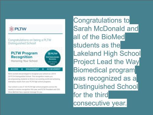 Lakeland High School (@LHSCavs) on Twitter photo 02/05/2020 12:26:55