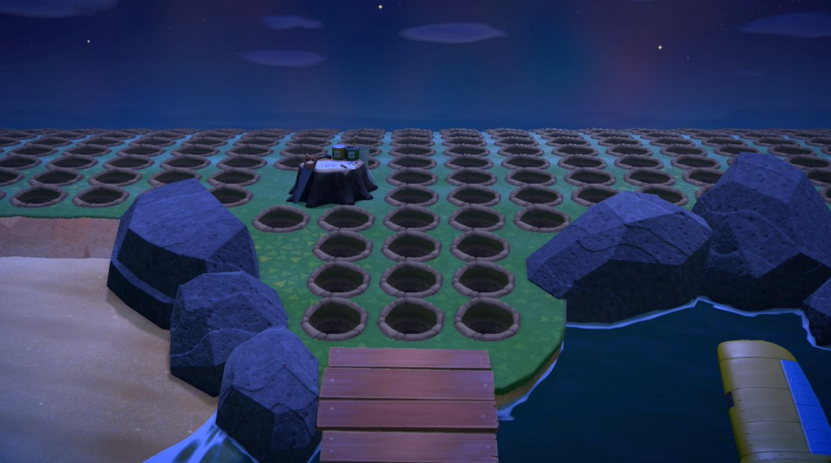 サソリ島の作り方