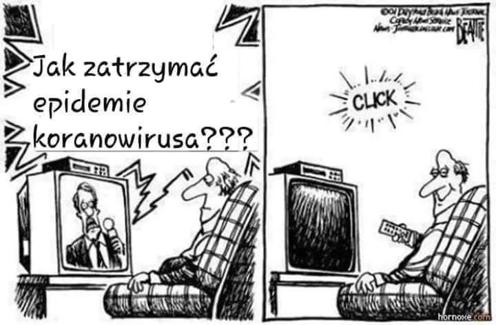 tv pandemia