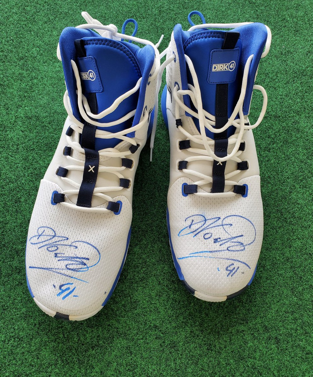 Attn: @dallasmavs fans! Here is a chance to win a pair of signed @swish41 kicks and support @seattlechildren COVID-19 Relief efforts. https://t.co/ypJILzaNbk #detssuperstars @Dschrempf @FoundationDn @mcuban @NBA https://t.co/765sOBXbma