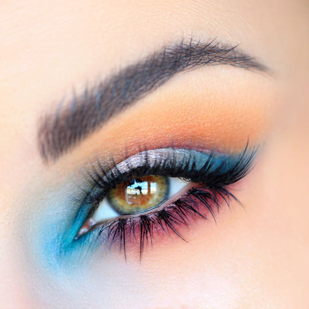 @lindamusacchio created this gorgeouscolorful  #eyemakeuplook using our Matrix COLOR Palette!  . Check out our limited time Gift Card Promotion - great way to save and then stock up!  . SHOP NOW: https://mkgk.co/2KDNFzk pic.twitter.com/VoxckuPQGi