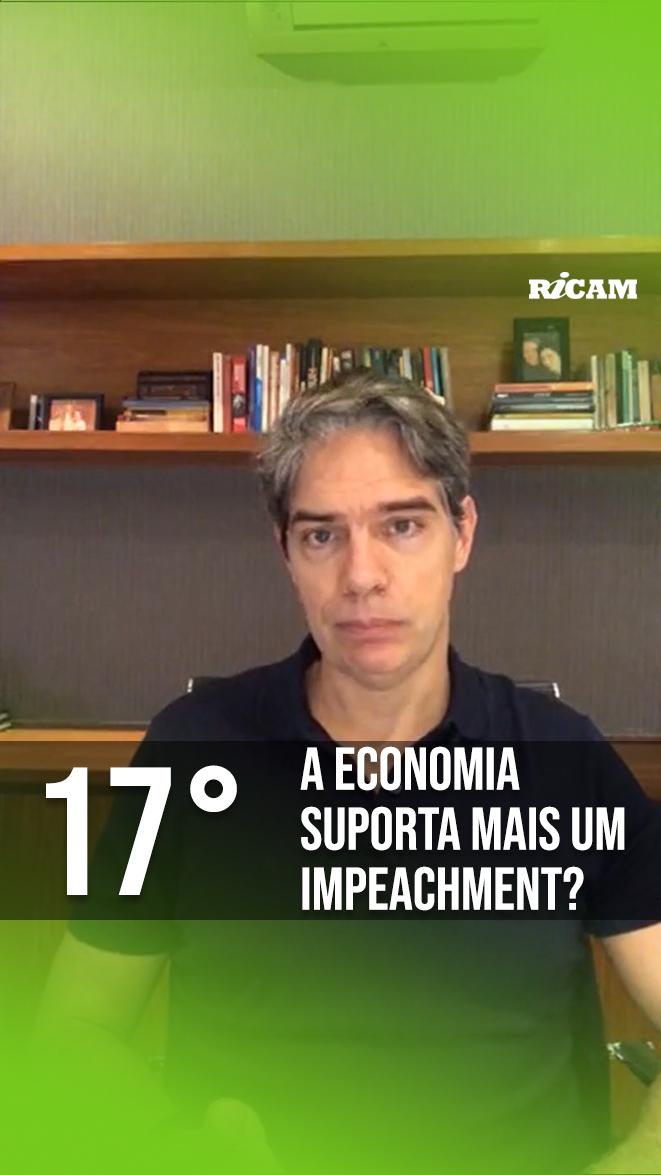 A economia suporta mais um impeachment? Respondendo à pergunta de um seguidor. (Vídeo gravado em 24/04) Confira na íntegra no YouTube: https://bit.ly/ricam-analise #economia #negocios #eventosonline #oportunidades #investimentos #inovação #startupspic.twitter.com/yCFJg5DqDB