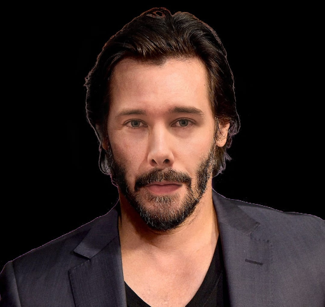 We keep getting messages saying Victor looks like Keanu Reeves, what do you think? 🤔