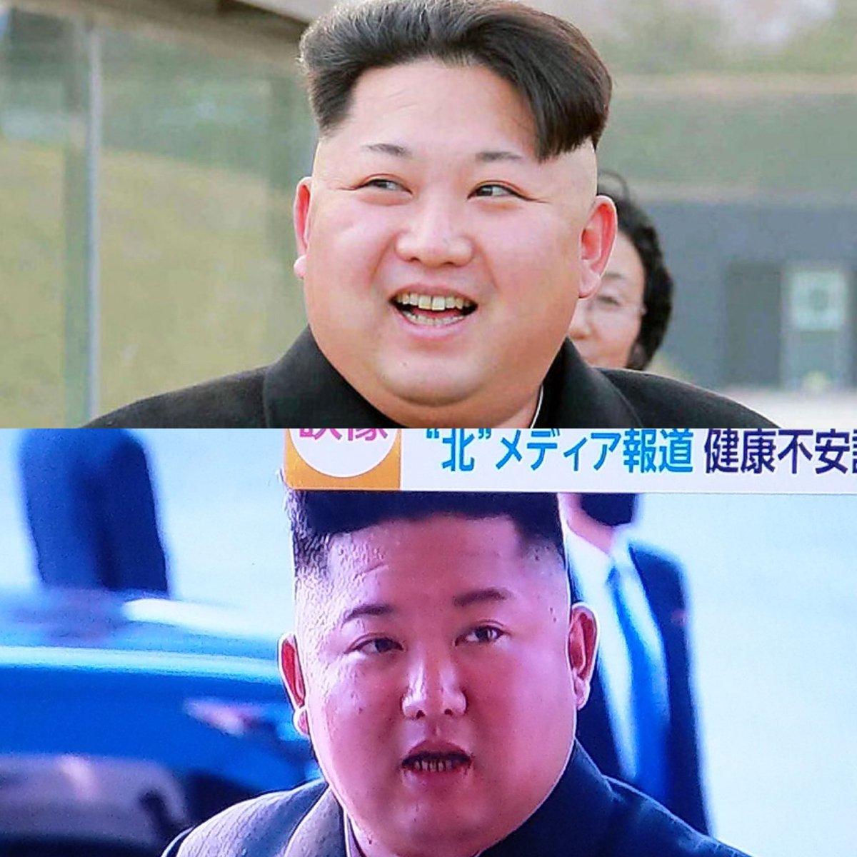 影武者 画像 キムジョンウン