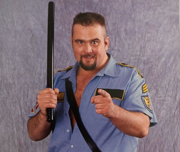 Happy Birthday to the sky above to another one of those greats who left us far,far too soon:Big Boss Man.