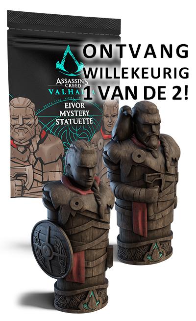 assassins creed valhalla eivor statue