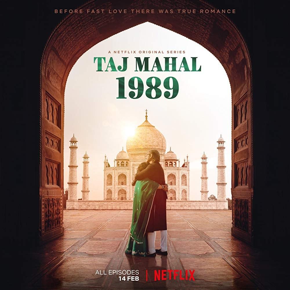 Replying to @tejuu_sam: Webseries I watched During this quarantine :   1) TajMahal 1989 ❤️  Stories are beautiful ♥️♥️