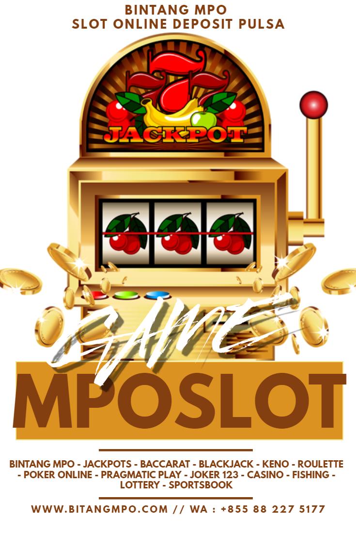 Mpo Pulsa Mpo Slot Pulsa Mpo Deposit Pulsa Mpopulsa Twitter