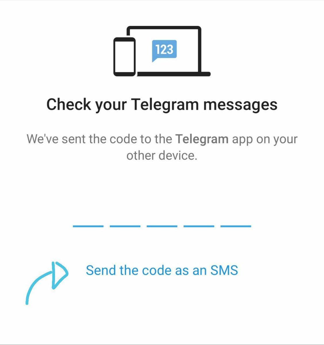 Telegram Messenger auf Twitter