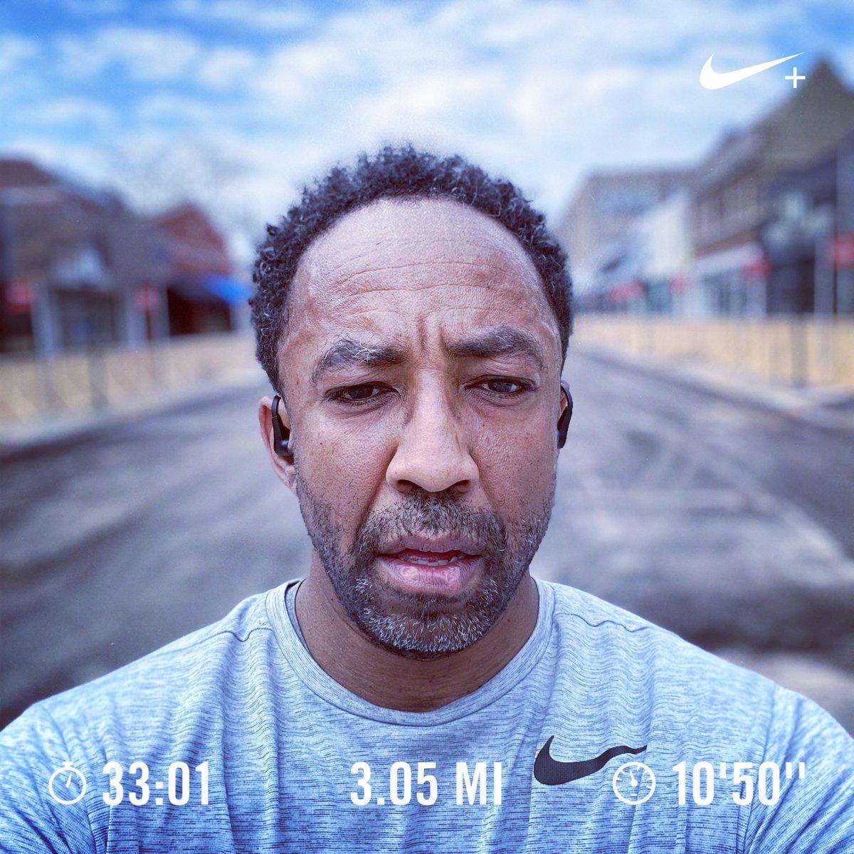 Started my #halfmarathontraining today for the @freepmarathon and did a 3 mile run. #hopewaterproject #freepmarathon #nikerun<br>http://pic.twitter.com/jyudUnstgP
