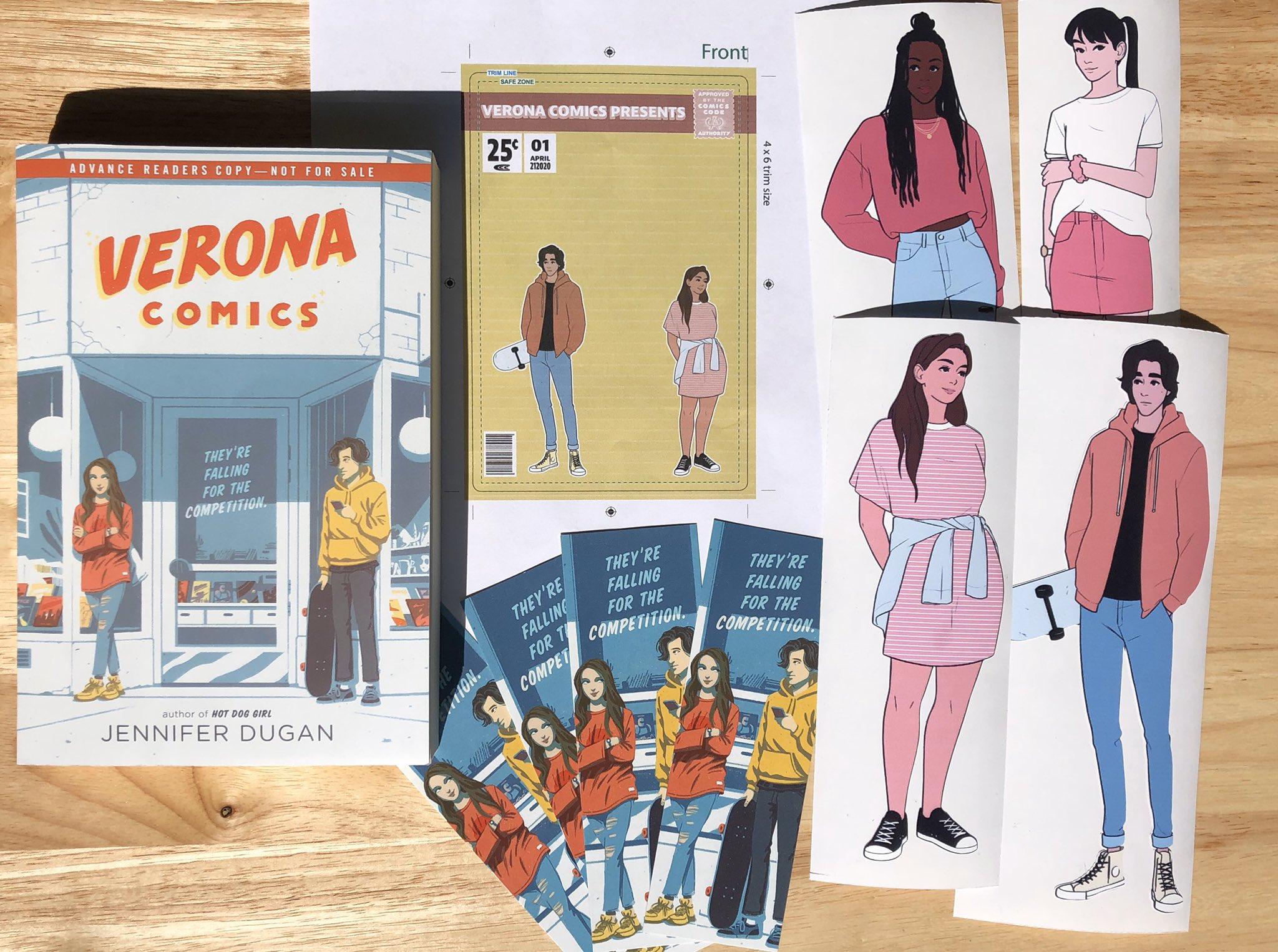 Verona Comics Book