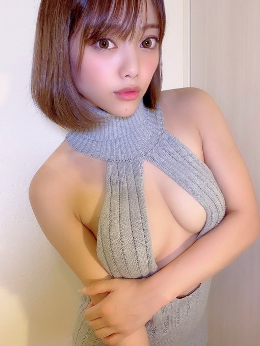 グラビアアイドル石川あんなのTwitter自撮りエロ画像6