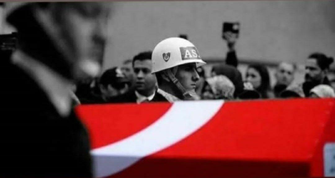 Kurşun oruç bozmaz şehidim, sen bugün Allah katında iftara davetlisin. 🇹🇷🇹🇷🇹🇷   #Bitlis https://t.co/NECimP3zzo