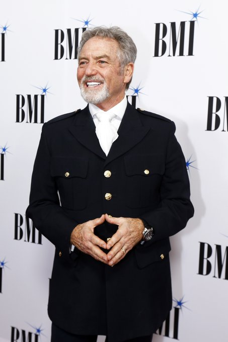 """Happy 72nd Birthday to Larry Gatlin! The Seminole, Texas native sang \""""All the Gold in California\"""" among other hits."""